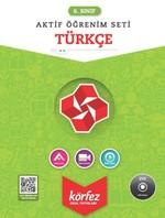 Körfez 6.Sınıf Aktif Öğrenim Seti Türkçe