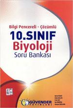 Güvender 10 Sınıf Biyoloji Bilgi Pencereli Çözümlü Soru Bankası