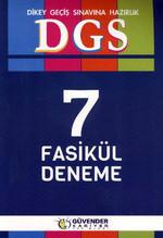 Güvender DGS 7 Fasikül Deneme