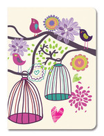 Deffter Design Seri 18,5*25 - Birds Housing