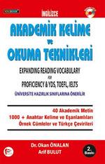Vocibook İngilizce Akademik Kelime ve Okuma Teknikleri