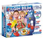 Clementoni Bilim ve Oyun Deney Seti - Çılgın Bilim 64230