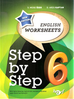 Step By Step 6.Sınıf English Pratıce Book Cd İnsİde