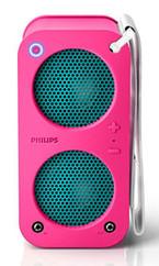 Philips Bluetooth Wireless  Speaker Pembe