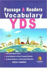 Kapadokya YDS Passage & Readers Vocabulary