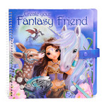 Top Model Fantasy Model &Friends Boyama Kitabı 47847