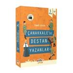 Çanakkale'de Destan Yazanlar - 5 Kitap Takım