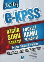 Adalet E-KPSS Özgün Soru Bankası 2014