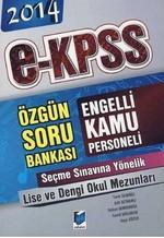 Adalet E-KPSS Lise ve Dengi Özgün Soru Bankası 2014