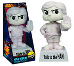 "Funko Star Wars Wisecracks Han Solo ""Talk to the HAN"""