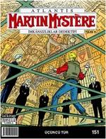 Martin Mystere Sayı : 151
