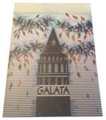 Galeri Alfa Galatada Sonbahar Not Defteri Küçük  - 44
