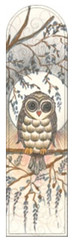 Galeri Alfa Gece Güzeli - Baykuş Serisi Kitap Ayracı - 2040114
