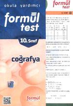 Formül 10. Sınıf Coğrafya Yaprak Testler