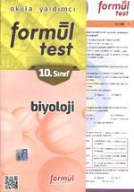 Formül 10. Sınıf Biyoloji Yaprak Testler