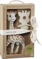 Vulli Sophie The Giraffe + So Pure Kauçuk Diş Kaşıyıcı 616624