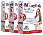 Limasollu Naci İngilizce Eğitim Seti 1. Kur - 2. Kur - 3. Kur