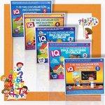 9-12 Yaş ve Üstü Çocuklar İçin Zeka Geliştiren Oyunlar - 5 Kitap Takım