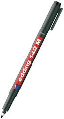 Edding Asetat Kalemi Siyah E-142M