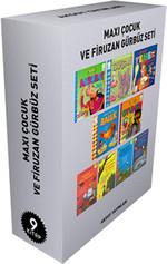 Maxi Çocuk ve Firuzan Gürbüz Seti - 9 Kitap Takım