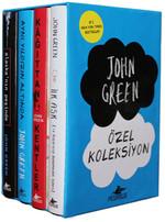 John Green Özel Koleksiyon - 4 Kitap Takım