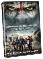 Dawn of the Planet of Apes - Maymunlar Cehennemi Şafak Vakti