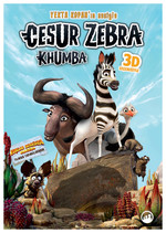 Khumba - Cesur Zebra