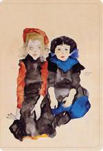 NotePad İki Küçük Kız NP- ES6