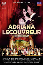 Cilea: Adriana Lecouvreur [Jonas Haufman, Orchestra Of The Royal Opera House, Covent Garden]