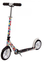 Micro White Scooter M&D Scooter