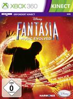 Disney Fantasia Music Evolved XBOX