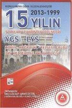 A Yayınları 15 Yılın YGS LYS Tarih Coğrafya Felsefe Grubu Din Kültürü Soruları ve Ayrıntılı Çözümler