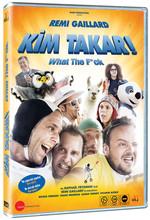 Kim Takar!, Dvd