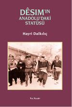 Desım'ın Anadolu' daki Statüsü