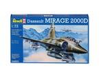 Revell Mirage 2000D 1:72 VSU04893