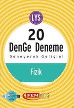 Fem Simetrik LYS 20 Fizik Denge Deneme