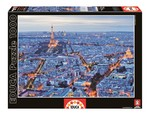 Educa Puzzle Paris Lights 16286 1000 Parça