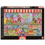 Educa Puzzle Candy Shop 16291 1000 Parça