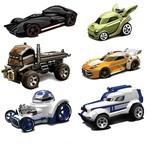 Hot Wheels Karakter Arabalar Star Wars Özel Serisi Cgw35