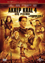 The Scorpion King 4: Quest for Power - Akrep Kral 4