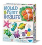 4M Mould & Paint Sealife / Kalıp Boyama Deniz Yaşamı 3511