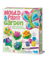 4M Mould & Paint Garden / Kalıp Boyama Bahçe Dünyası 3512