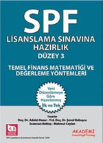 SPF Lisanslama Sınavlarına Hazırlık Düzey 3