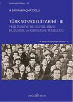 Türk Sosyoloji Tarihi 3