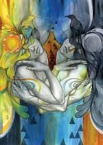 Art Puzzle Yansıma Duality 4444 1000 Lik