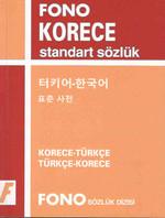 Fono Korece Standart Sözlük