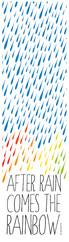 Legami Rainbow Kitap Ayracı Se0093