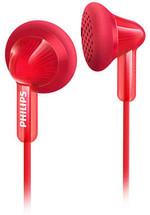 Philips SHE3010RD Kulakiçi Kulaklık / Kırmızı