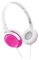 Pioneer SE MJ502 P Kulaküstü Kulaklık