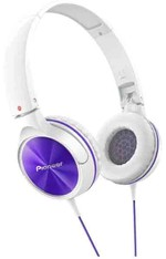 Pioneer SE MJ522 V Kulaküstü Kulaklık